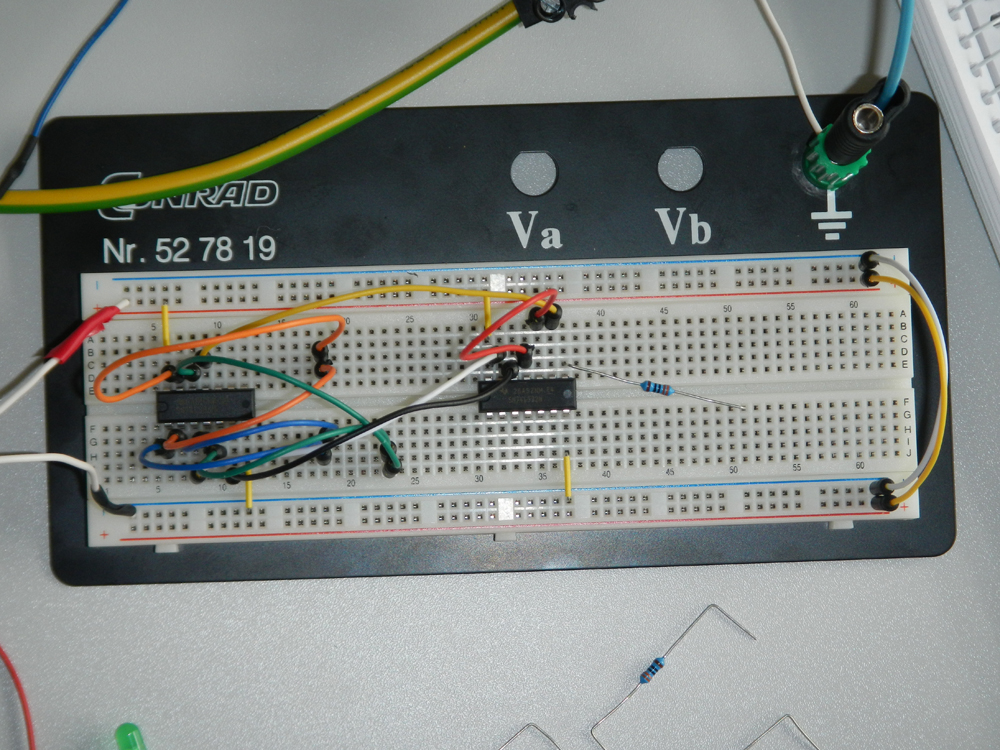 majority gate circuit   My progress in working with Raspberry Pi